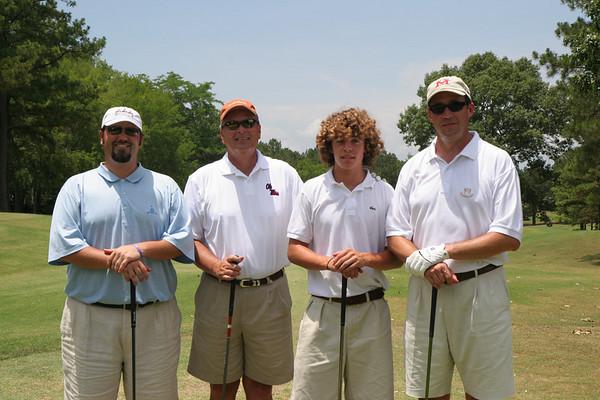 June 2007 Ben Williams Scholarship Golf Tournament