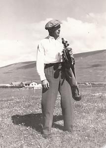 Sigtryggur Júlíusson. Fyrsti Íslandsmeistarinn úr röðum GA en hann sigraði á mótinu1946 sem var fyrsta mótið þar sem leikið var í höggleik.