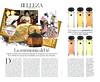 JO MALONE Rare Teas (Silver Needle Tea - Oolong Tea - Modnight Black Tea - Golden Needle Tea - Darjeeling Tea - Jade Leaf Tea) 2016 Spain (advertorial Vogue) spread (1,5 pages) 'La ceremonia del té'