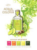 MAURER & WIRTZ Nº 4711 Acqua Colonia Lime & Nutmeg 2016 Germany 'Ispiriert von der Natur - Eau de Cologne und Body Care in fünf Duftkreationen'