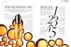LA MER The Renewal Oil 2015 Italy spread 'Lussi - Una fresca essenza marina stimola i sensi con la delicata fragranza fiorita'