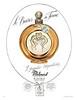 MOLINARD Le Baiser du Faune 1950 France '2 grandes signatures - Molinard, maître-parfumeur - R  Lalique, maître-verrier'