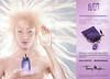 THIERRY MUGLER Alien 2006 France spread (Marionnaud stores) 'Croyez-vous en l'Extraordinaire? - ...recevez ce pendentif...'