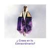 THIERRY MUGLER Alien 2008 Spain small format '¿Crees en lo Extraordinario¿