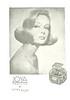 MYRURGIA Joya 1963 Spain  (format 13 x 18,5 cm) 'Perfume'