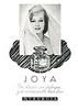 MYRURGIA Joya 1960 Spain (format 13 x 18,5 cm) 'Un obsequio que distingue... y de incomparable buen tono'