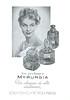 MYRURGIA Los Perfumes 1960 Spain (format 13 x 18 cm) 'Un obsequio de alta distinción'