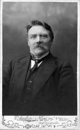 Gísli Ásgeirsson