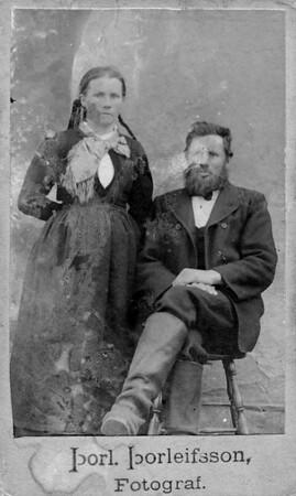 Guðmundur og Gígja