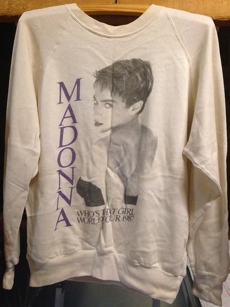 Madonna, 1987.