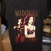 "Madonna, 1989. ""Like A Prayer"" promo shirt."