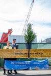 M18164-Nursing & Health Science Center Topping Out-7376