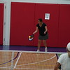 MA Sr Pickleball Tournament - Bev and Chris on Different Court    - 90