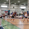 MA Sr Pickleball Tournament - Bev and Chris on Different Court    - 14