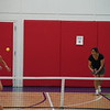 MA Sr Pickleball Tournament - Bev and Chris on Different Court    - 98