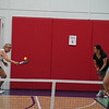MA Sr Pickleball Tournament - Bev and Chris on Different Court    - 97