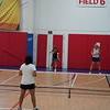 MA Sr Pickleball Tournament - Bev and Chris on Different Court    - 18