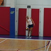 MA Sr Pickleball Tournament - Bev and Chris on Different Court    - 86