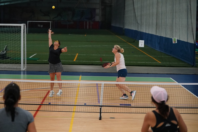 MA Sr Pickleball Tournament - Bev and Chris - 380