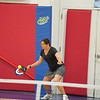 MA Sr Pickleball Tournament - Bev and Chris on Different Court    - 25