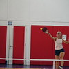 MA Sr Pickleball Tournament - Bev and Chris on Different Court    - 95