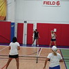 MA Sr Pickleball Tournament - Bev and Chris on Different Court    - 19