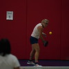 MA Sr Pickleball Tournament - Bev and Chris on Different Court    - 74