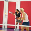 MA Sr Pickleball Tournament - Bev and Chris on Different Court    - 27