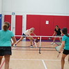 MA Sr Pickleball Tournament - Bev and Chris on Different Court    - 130