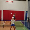 MA Sr Pickleball Tournament - Bev and Chris on Different Court    - 15