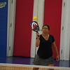 MA Sr Pickleball Tournament - Bev and Chris on Different Court    - 66