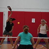 MA Sr Pickleball Tournament - Bev and Chris on Different Court    - 112