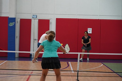 MA Sr Pickleball Tournament - Bev and Chris on Different Court    - 187