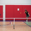 MA Sr Pickleball Tournament - Bev and Chris on Different Court    - 160