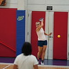 MA Sr Pickleball Tournament - Bev and Chris on Different Court    - 47