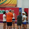 MA Sr Pickleball Tournament - Bev and Chris on Different Court    - 20