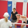 MA Sr Pickleball Tournament - Bev and Chris on Different Court    - 31