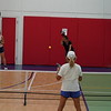 MA Sr Pickleball Tournament - Bev and Chris on Different Court    - 85