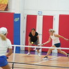 MA Sr Pickleball Tournament - Bev and Chris on Different Court    - 23