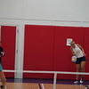 MA Sr Pickleball Tournament - Bev and Chris on Different Court    - 100