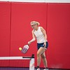MA Sr Pickleball Tournament - Bev and Chris on Different Court    - 30