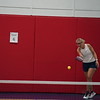 MA Sr Pickleball Tournament - Bev and Chris on Different Court    - 106