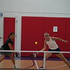 MA Sr Pickleball Tournament - Bev and Chris on Different Court    - 94