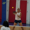 MA Sr Pickleball Tournament - Bev and Chris on Different Court    - 56