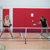 MA Sr Pickleball Tournament - Bev and Chris on Different Court    - 161