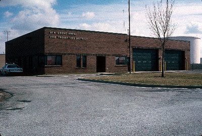 Elk Grove Township Station 11
