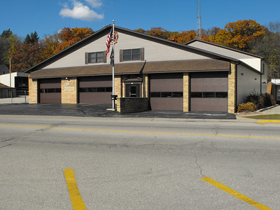 Twin Lakes Fire Station 1