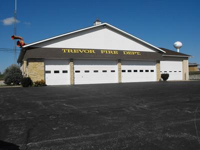 Former Trevor  Station 1
