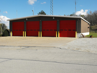 Wheatland Fire Station 1