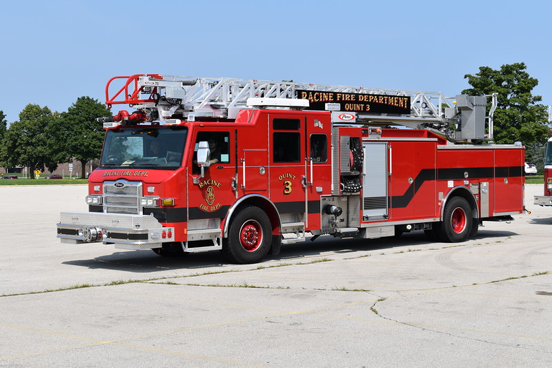 MABAS Division 102 Fire Apparatus Racine County